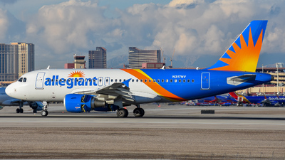 N317NV - Airbus A319-111 - Allegiant Air