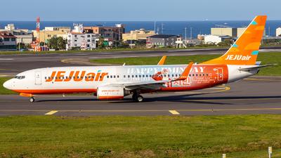 HL8087 - Boeing 737-8AS - Jeju Air