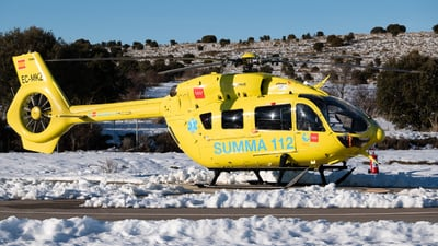 EC-MKZ - Airbus Helicopters H145 - Eliance