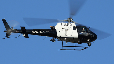 N267LA - Airbus Helicopters AS365 N3+ Dauphin - United States - Los Angeles Police Department (LAPD)