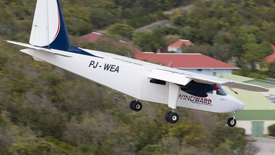 PJ-WEA - Britten-Norman BN-2A-26 Islander - Windward Express Airways