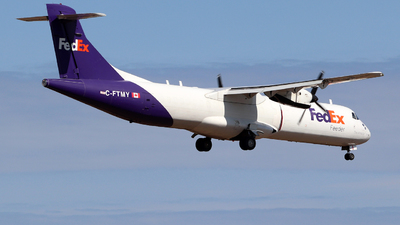 C-FTMY - ATR 72-202(F) - Fedex Feeder (Morningstar Air Express)