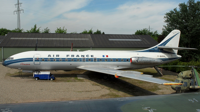 F-BHRA - Sud Aviation SE 210 Caravelle III - Air France