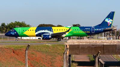 PR-AYV - Embraer 190-200IGW - Azul Linhas Aéreas Brasileiras