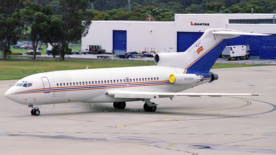 N680AM - Boeing 727-25 - Private