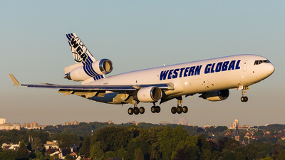 N799JN - McDonnell Douglas MD-11(F) - Western Global Airlines