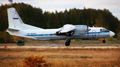 RF-90441 - Antonov An-26 - Russia - Air Force