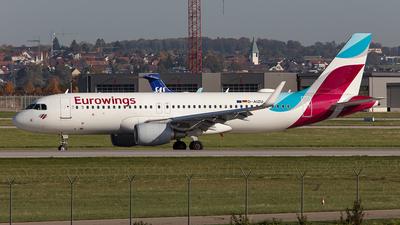 D-AIZU - Airbus A320-214 - Eurowings