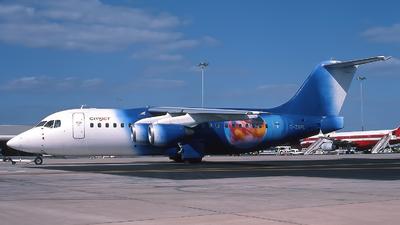 G-ZAPL - British Aerospace BAe 146-200 - CityJet