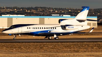 N963RS - Dassault Falcon 7X - Private