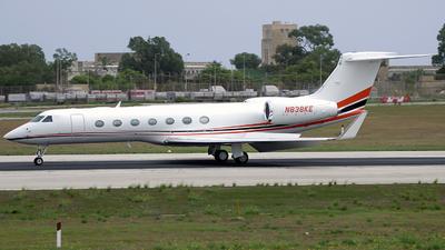 N838KE - Gulfstream G550 - Private