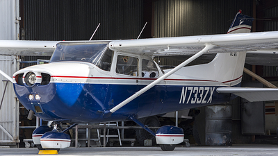 N733ZX - Cessna 172N Skyhawk - Private