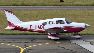 F-HADF - Piper PA-28-181 Archer III - Aero Club - Paris Est