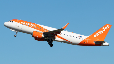 A picture of OEINI - Airbus A320214 - easyJet - © Victor Reiff