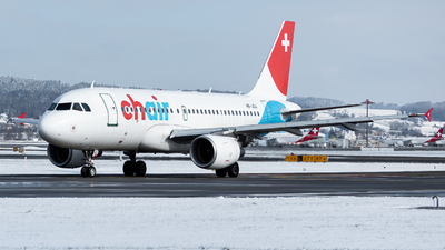 A picture of HBJOJ - Airbus A319112 - Chair Airlines - © Thierry Weber