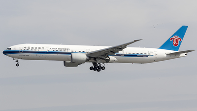 B-2099 - Boeing 777-31B(ER) - China Southern Airlines