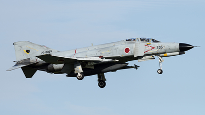 77-8395 - McDonnell Douglas F-4EJ Kai - Japan - Air Self Defence Force (JASDF)