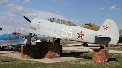 55 - Yakovlev Yak-11 Moose - Bulgaria - Air Force