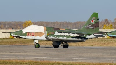 RF-93014 - Sukhoi Su-25SM Frogfoot - Russia - Air Force