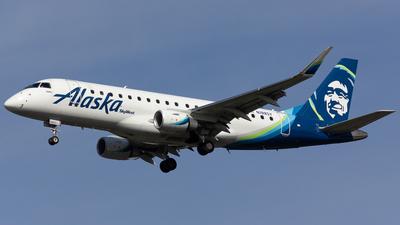 N198SY - Embraer 170-200LR - Alaska Airlines (Skywest Airlines)