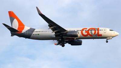 A picture of PRGOP - Boeing 7378BK - GOL Linhas Aereas - © Antonio Carlos Carvalho Jr.