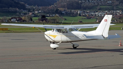 HB-CSE - Reims-Cessna F172H Skyhawk - Private