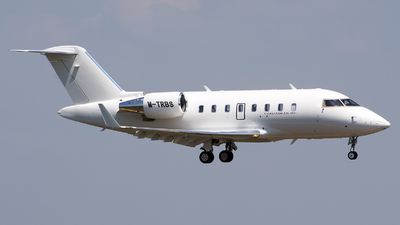 M-TRBS - Bombardier CL-600-2B16 Challenger 604 - Private