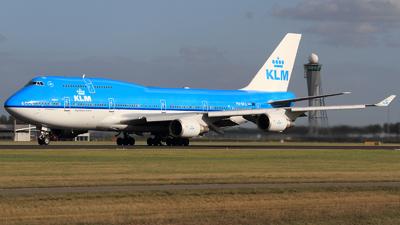 PH-BFU - Boeing 747-406(M) - KLM Royal Dutch Airlines