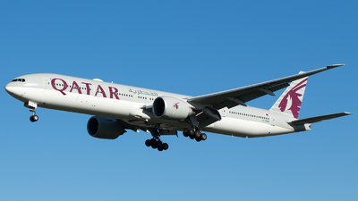 A7-BEW - Boeing 777-3DZER - Qatar Airways