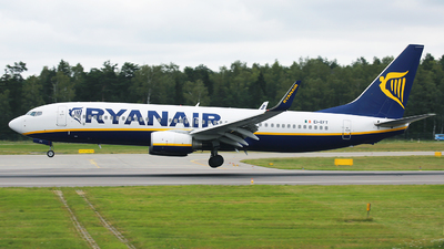 EI-EFT - Boeing 737-8AS - Ryanair
