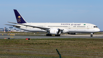 A picture of HZAR23 - Boeing 7879 Dreamliner - Saudia - © Marvin Knitl