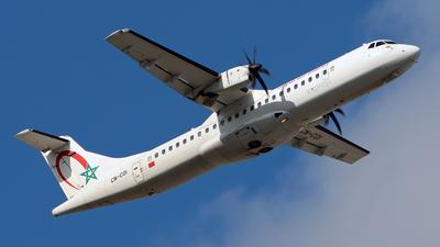 CN-COI - ATR 72-212A(600) - Royal Air Maroc Express