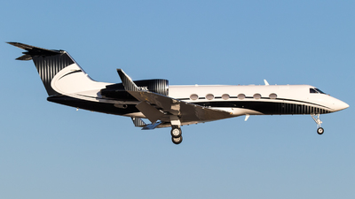 N722NK - Gulfstream G-IV(SP) - Private