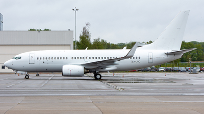 SX-LWC - Boeing 737-7K2 - Lumiwings