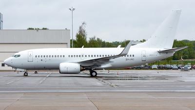 A picture of SXLWC - Boeing 7377K2 - Lumiwings - © Dutch