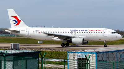 B-6335 - Airbus A320-214 - China Eastern Airlines
