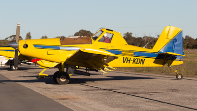 VH-KDN - Air Tractor AT-402B - Cropcair Aviation