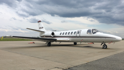 N80JH - Cessna 560 Citation Ultra - Private