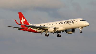 HB-JVV - Embraer 190-100LR - Helvetic Airways