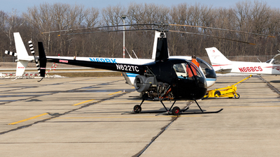 N622TC - Robinson R22 Beta II - Private