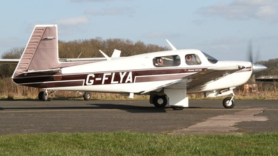 A picture of GFLYA - Mooney M20J - [243124] - © Ian Johnson