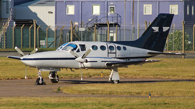 G-ISAR - Cessna 421C Golden Eagle - Private