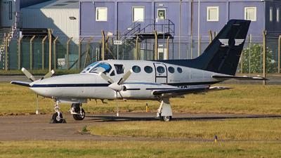 A picture of GISAR - Cessna 421C Golden Eagle -  - © Owen Ceney