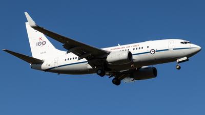 A36-001 - Boeing 737-7DT(BBJ) - Australia - Royal Australian Air Force (RAAF)