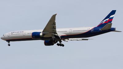 A picture of VQBIL - Boeing 7773M0(ER) - Aeroflot - © Indy Udol