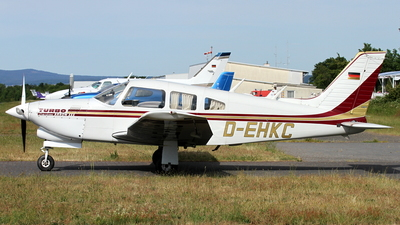 D-EHKC - Piper PA-28R-201T Turbo Cherokee Arrow III - Private