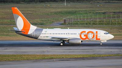 A picture of PRVBO - Boeing 73773V - GOL Linhas Aereas - © Alexandre Bezerra / @bezzer_spotter