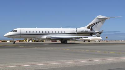 PR-MLJ - Bombardier BD-700-1A10 Global Express XRS - Private