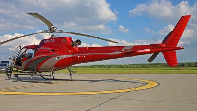 SP-HPA - Aérospatiale AS 350BA Ecureuil - Helipoland