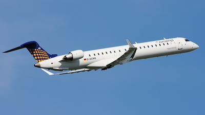 D-ACNG - Bombardier CRJ-900LR - Eurowings